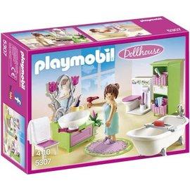 Playmobil PL5307 - Badkamer met bad op pootjes