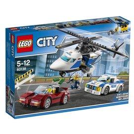 LEGO® LE60138 - Snelle achtervolging