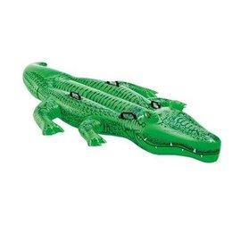 Intex ZW774046 - Intex Krokodil Giant Ride-on