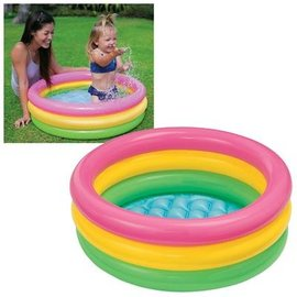 Intex ZW775052 - Intex Sunset Baby Pool 86x25 cm