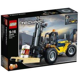 LEGO® LE42079 - Robuuste vorkheftruck