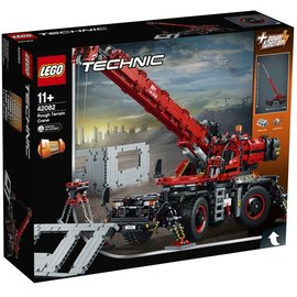 LEGO® LE42082 - Kraan voor alle terreinen