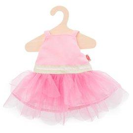 Heless  2420 - Rose ballerina jurk (Groot)