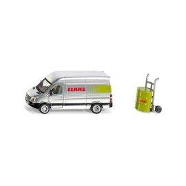 Siku 1995 - Claas servicewagen 1:50