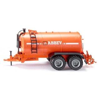 Siku SK2270int - Abbey giertank (oranje) 1:32