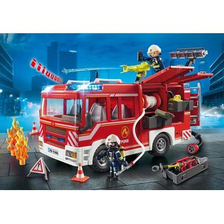 Playmobil pl9464 - Brandweer pompwagen