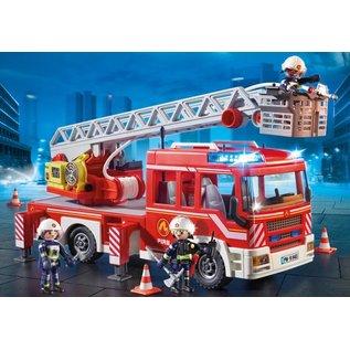 Playmobil PL9463 - Brandweer ladderwagen