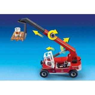 Playmobil PL9465 - Brandweer Hoogtewerker