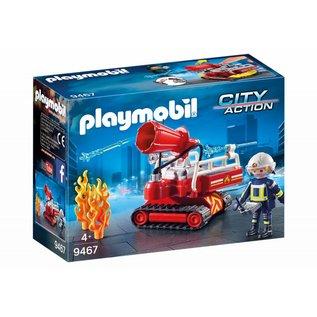 Playmobil PL9467 - Brandweer Blusrobot