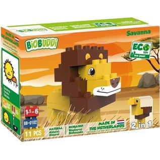 BiOBUDDi BB0102 - Wildlife Leeuw