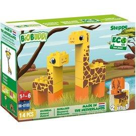 BiOBUDDi BB0103 - Wildlife Giraffe