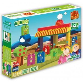 BiOBUDDi BB0016 - Farm House