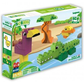 BiOBUDDi BB0107 - Wildlife Lagoon