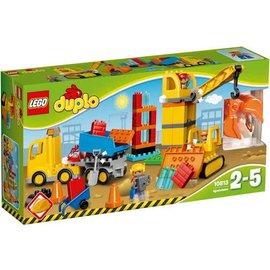 LEGO® LD10813 - Grote bouwplaats