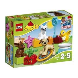 LEGO® LD10838 - Huisdieren