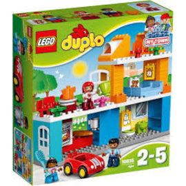 LEGO® LD10835 - Familiehuis