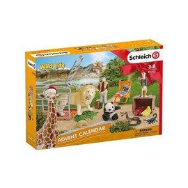 Schleich Adventkalender Wild Life - 97702