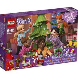 LEGO® LE41353 - LEGO® Friends Adventskalender