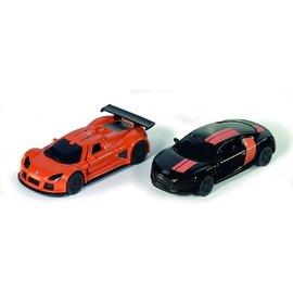 Siku 6310 - Black & Orange special edition