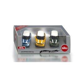 Siku 6213 -  Mini Cooper giftset