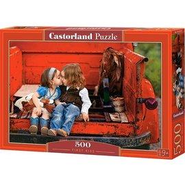 Castorland puzzels PU52523 - First Kiss, 500 st.