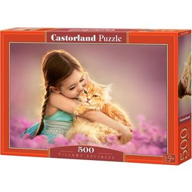Castorland puzzels PU52370 - Pillowy Softness, 500 st.