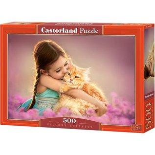 Castorland puzzels PU52370 - Zachte kussentjes, 500 st.