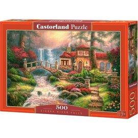 Castorland puzzels PUB52202 - Sierra River Falls 500 stukjes