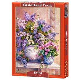 Castorland puzzels PU1516532 - Lilac Flowers, 1500 st.