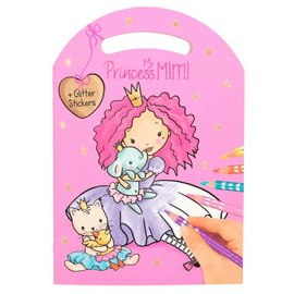 Depesche  10284 - Princess Mimi kleurboek