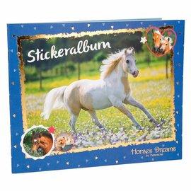 Depesche  4448 - Horses Dreams Stickeralbum