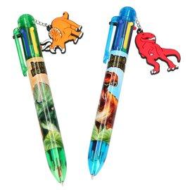 Depesche  5146 - Dino World 6 kleuren pen