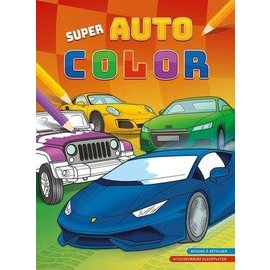 Boeken 690984 - Super Auto color