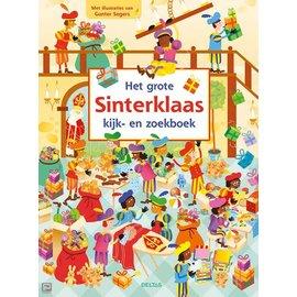 Boeken 580679 - Het grote Sinterklaas kijk- en zoekboek