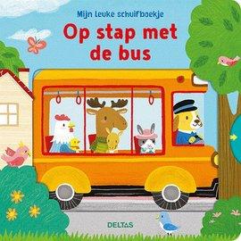 Boeken 580656 - Mijn leuke schuifboekje - Op stap met de bus