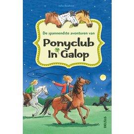 Boeken 340249 - De spannendste avonturen van Ponyclub in Galop