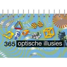 Boeken 49960 - 365 Optische illusies