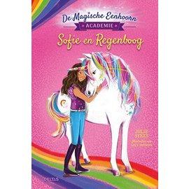 Boeken 342330 -  De magische eenhoorn academie - Sofie en Regenboog