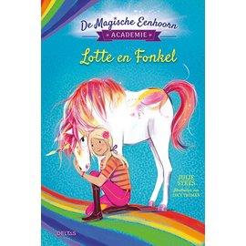 Boeken 342331 - De magische eenhoorn academie - Lotte en Fonkel