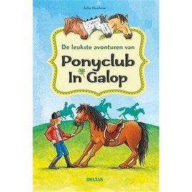 Boeken 340234 - De leukste avonturen van Ponyclub in Galop