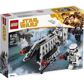 LEGO® LE75207 - Keizerlijke patrouille Battle Pack