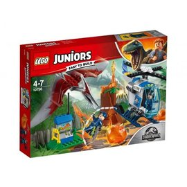 LEGO® LE10756 - Ontsnappen aan de pteranodon
