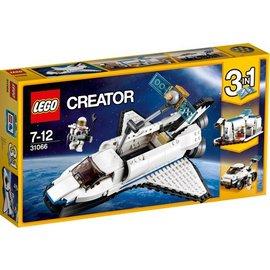 LEGO® LE31066 - Spaceshuttle-verkenner
