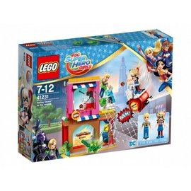 LEGO® LE41231 - Harley Quinn to the rescue