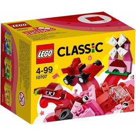 LEGO® LE10707 - Rode creatieve doos