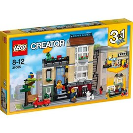 LEGO® LE31065 - Parkstraat woonhuis