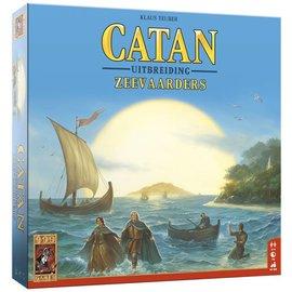 999 Games Catan uitbreiding - De Zeevaarders