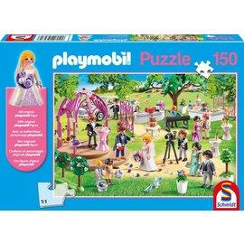 Schmidt Playmobil Bruidspaviljoen, 150 stukjes