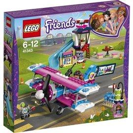 LEGO® LE41343 - Heartlake City vliegtuigtour