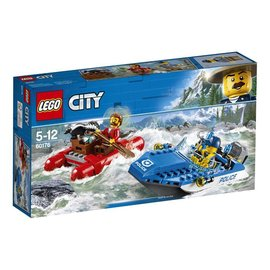 LEGO® LE60176 - Wilde rivierontsnapping